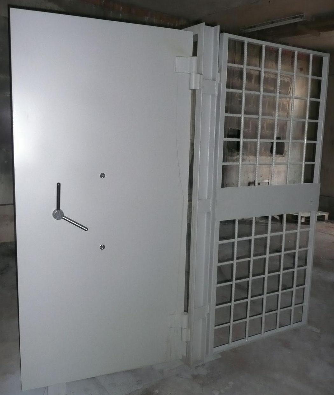 дверь металлическая техническая 3 класс защиты